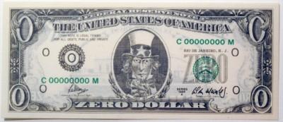 cildo meireles   zero dollar